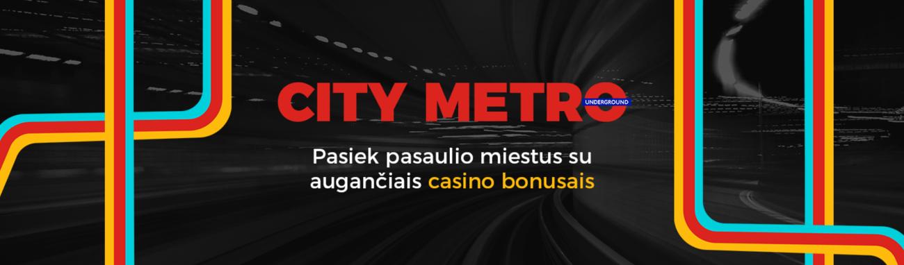 Medium metro