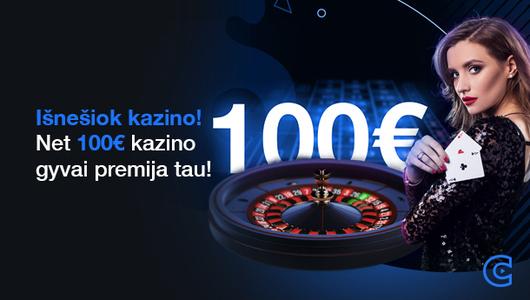 Thumb 530 300 kazino gyvai 100  610x345